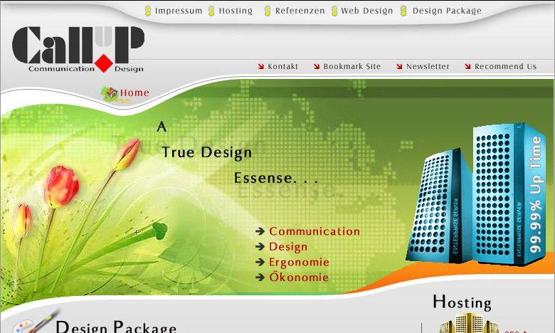 Callup.ch - A Web Design Services company